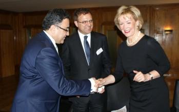 First Afghan-German Mining Resource Dialog held in Berlin