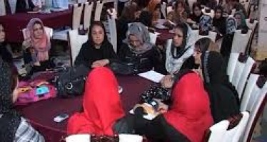 140  Afghan girls seek training in management, marketing and business