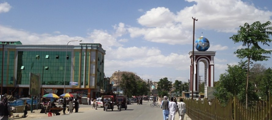 Asphalting of 70km roads completed in Ghazni city