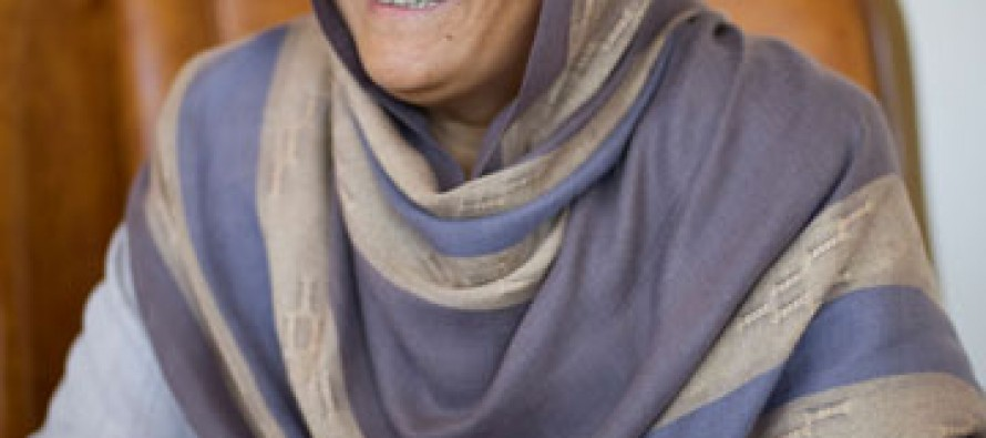 Afghanistan's first female governor receives Ramon Magsaysay Award