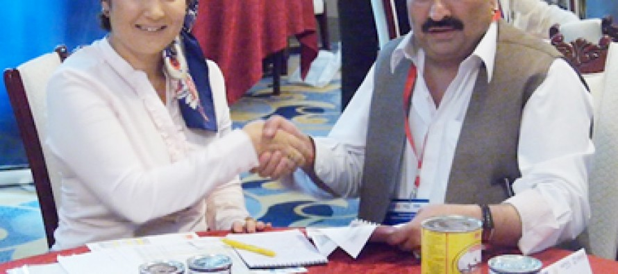 8 Kazakh companies signed contracts with Afghan companies