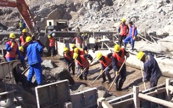 Afghanistan's major dam project remains under onslaughts