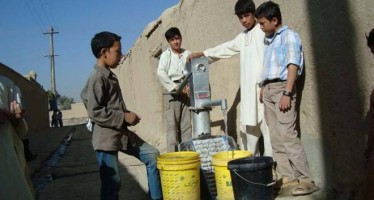 Illegal bore wells have exhausted water supply in Kabul