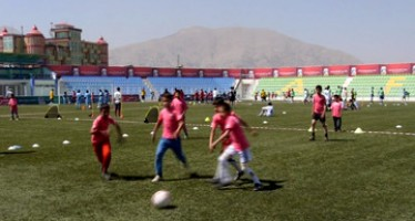 Germany, Denmark fund Afghanistan's first Football Academy