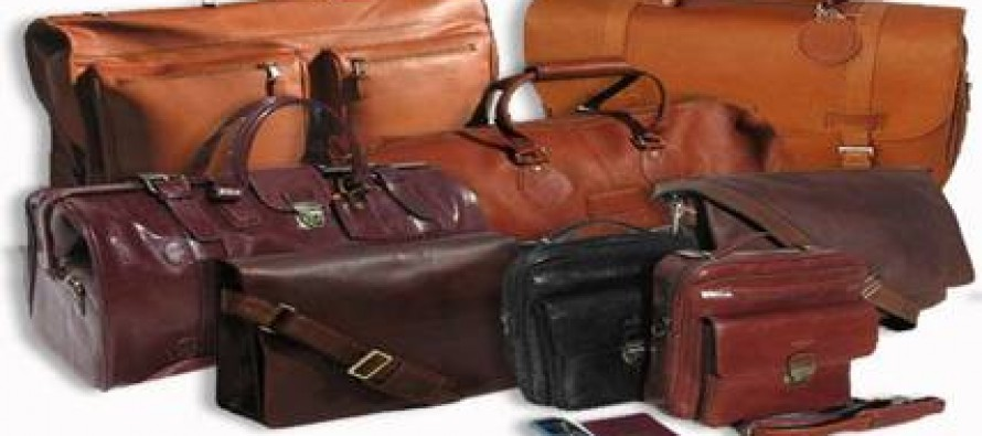 Afghan leather handicraftsmen complain about lack of cooperation from the government