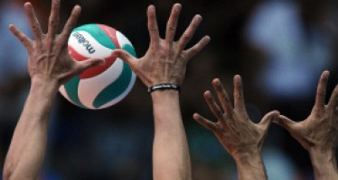 Iraq's 3-0 victory against Afghanistan in Asian Volleyball Championship