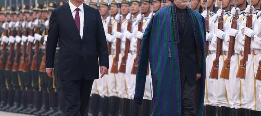 China pledges to provide USD 32mn to Afghanistan for 2013