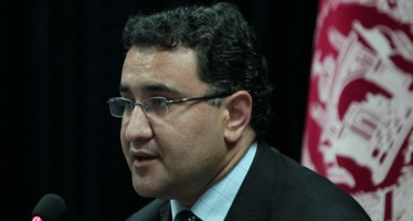 Afghan Mines Minister heads off to Azerbaijan