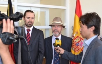 Joint Afghan-Spanish school to open soon in Kabul