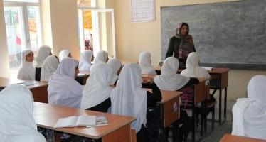 New school building established in Takhar