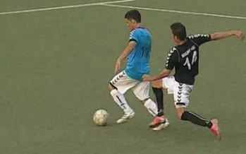 Toofan Harirod at the top in the 2013 RAPL Rankings