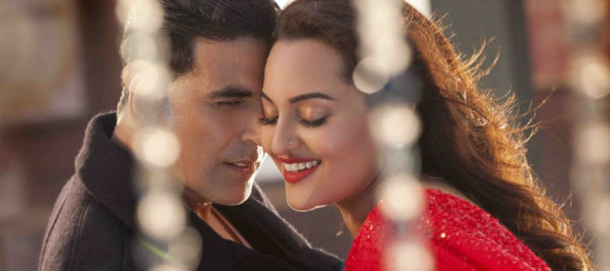 Akshay's Boss fails in Box Office