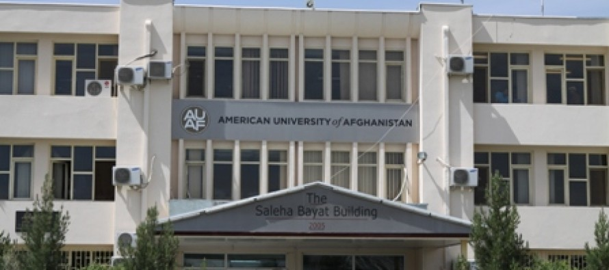 American University of Afghanistan offers MA degree for the employees of Finance Ministry