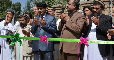 1500 Afghan households to benefit from electricity in Paghman district of Kabul city