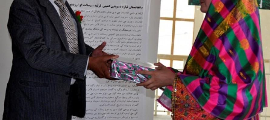 Afghan midwives graduate from Community Midwifery School in Wardak