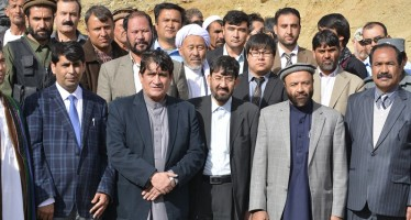 Solar power established in Bamyan province