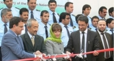 Customs Academy established in Kabul