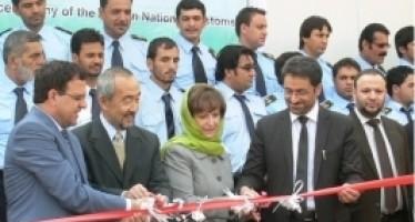 Customs Academy established in Kabul