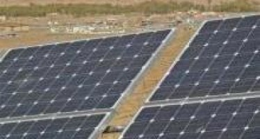 One of the world's largest off-grid solar power systems to be built in Bamyan