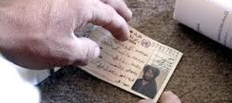 Selling of voter cards, a new thriving business among Afghans