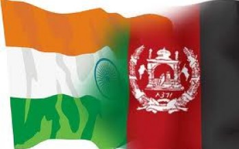 Afghan-Indian Working Group agree on expanding trade cooperation