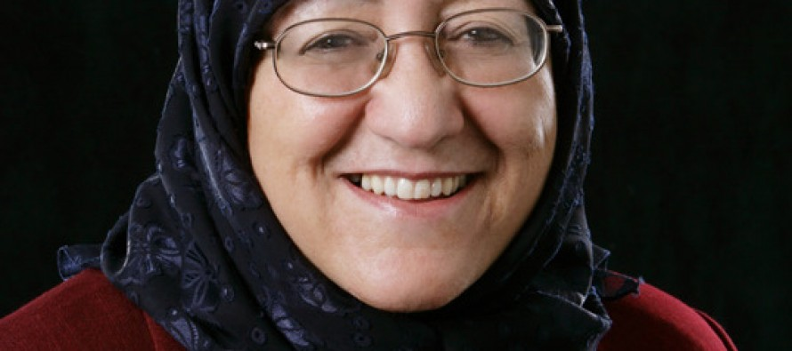 Afghan woman activist wins the 2013 Opus prize