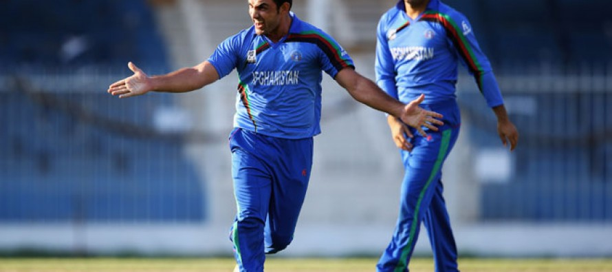 Afghan national cricket team books itself a place in 2014 T20 World Cup
