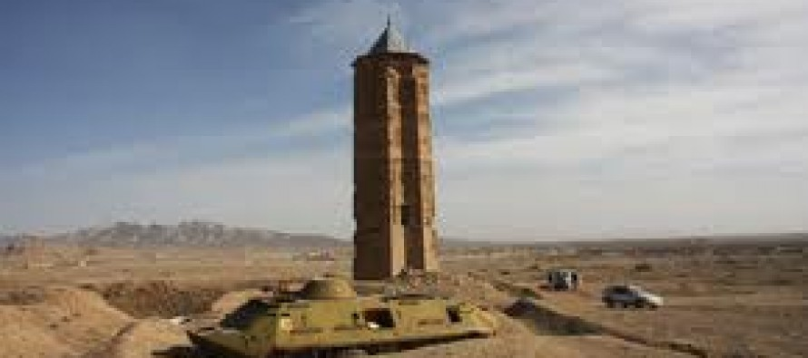 Ghazni airport project to be completed within a month