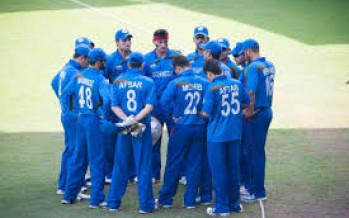 Afghanistan beats Nepal in a 7 over contest for ICC T20 Qualifier