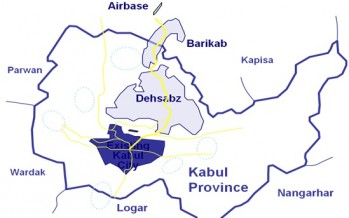 Construction work on New Kabul project in Deh Sabz to begin soon