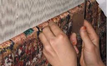 Rebuilding Afghanistan's economy with carpets