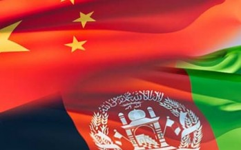 Afghanistan, China sign MoUs for railway network, electricity projects