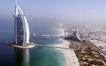Dubai named the world's leading travel spot