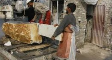 Marble Production Up By 57% in Maidan Wardak Province