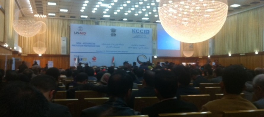 Kabul hosts the first ever India-Afghanistan Innovation Partnership Fair