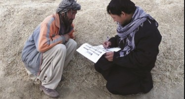 Optimism about future increases among Afghans