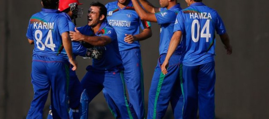 Afghanistan to participate in the Asia Cup 2014