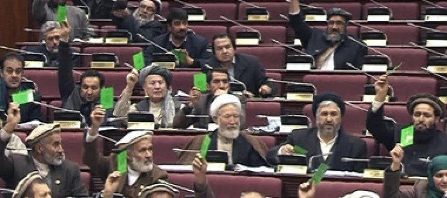 Afghanistan's 2014 budget approved by Lower House