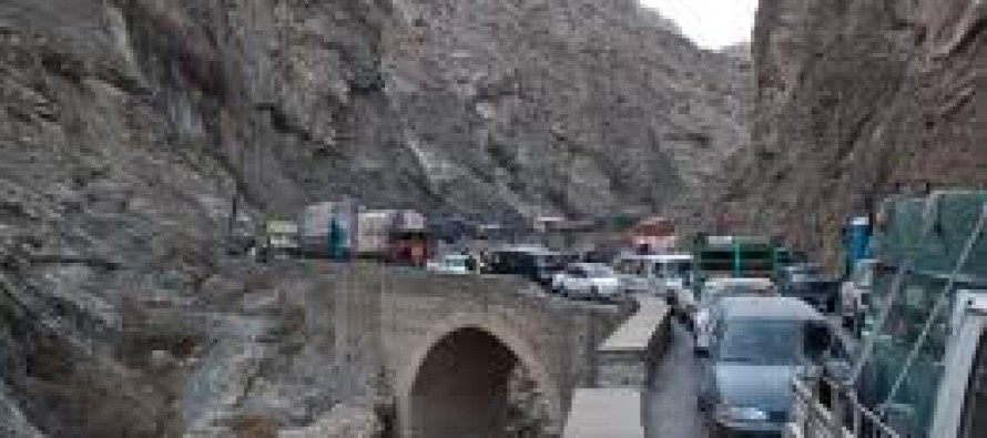 Construction work on key bridge in Nangarhar begins