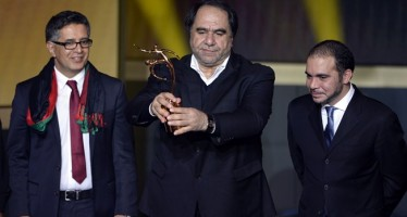 Afghanistan wins 2013 FIFA  Fair Play Award