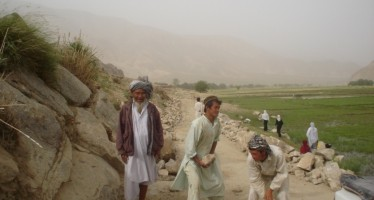 Seven development projects completed in Baghlan Province