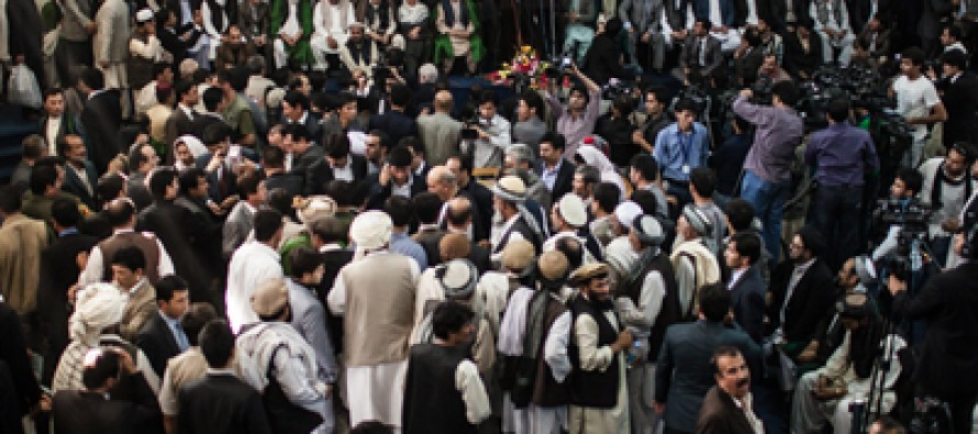 Economic development a priority for most of the Afghan presidential candidates