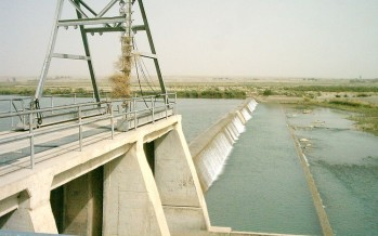 3 new turbines being installed in Grishk dam