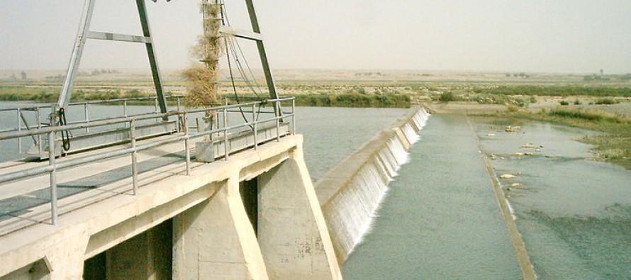 3 new turbines being installed in Grishk dam
