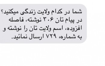Afghanistan's largest nationwide elections surveys done with SMS