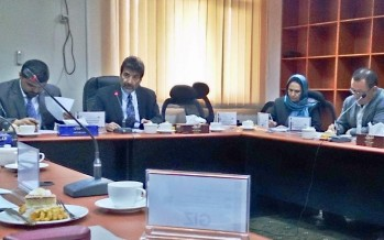 Afghan Government and international donors meet to promote renewable energies