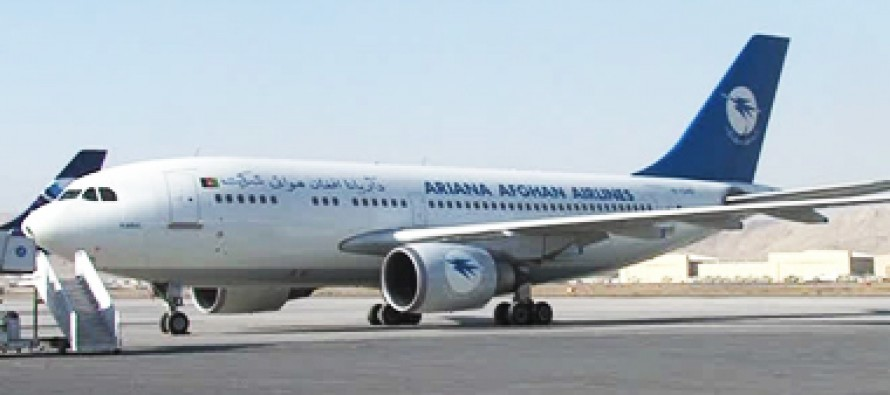 Ariana Afghan Airlines moving towards self-sufficiency: Hakimi