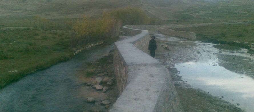 10 NSP projects executed in Kabul province