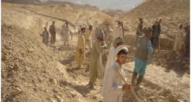 Three development projects completed in Baghlan province