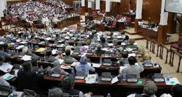 Afghan parliament approves draft national budget